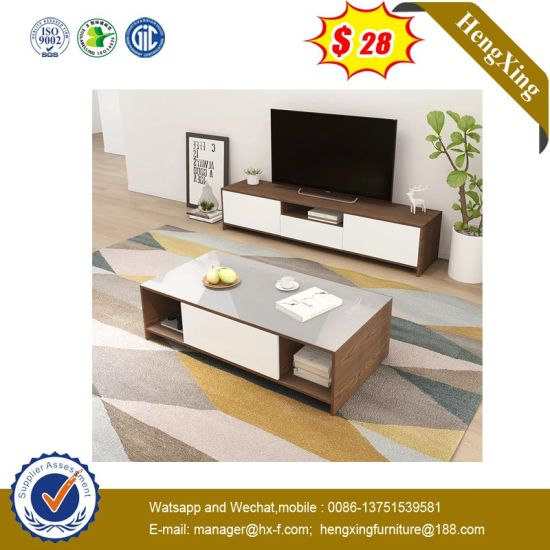 Moderate Price Melamine Office Table Top Quality Living Room Furniture (HX-8NR0660)