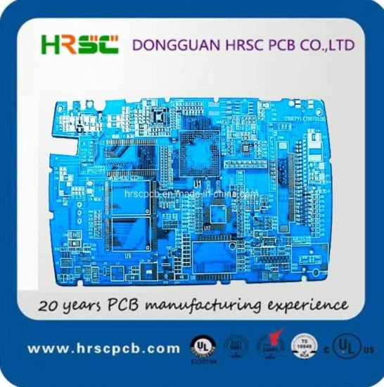 High Performance Electronic Component PCB Manufacturer with PCB Design Service Project