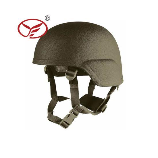 Wholesale Nij Iiia Stand Aramid Material Mich 2000 Bulletproof Helmet