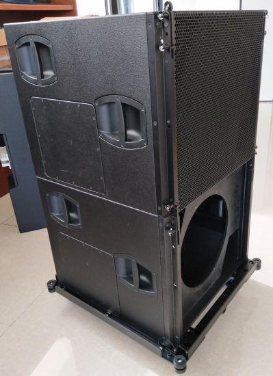 Lmhf Audio Dnb Vsub 18+12 Inch Professional Neodymium Speaker Sub-Bass System