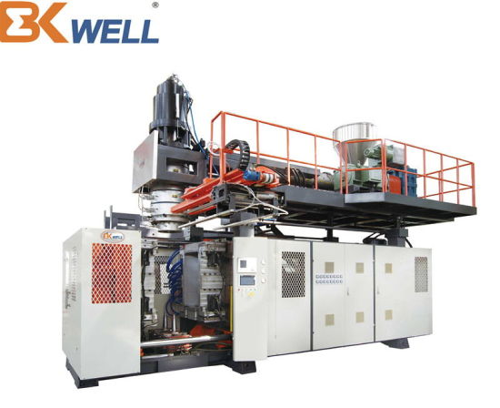 Made in China Open Top Drum Extrusion Blow Molding Machine