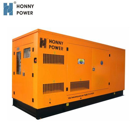 16kw - 1000kw Famous Sound Proof Diesel Generator Set