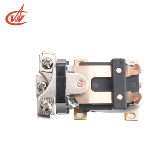 Wj178 Jqx-40f 40A 50A 60A 24VDC High Power Electromagnetic Relay