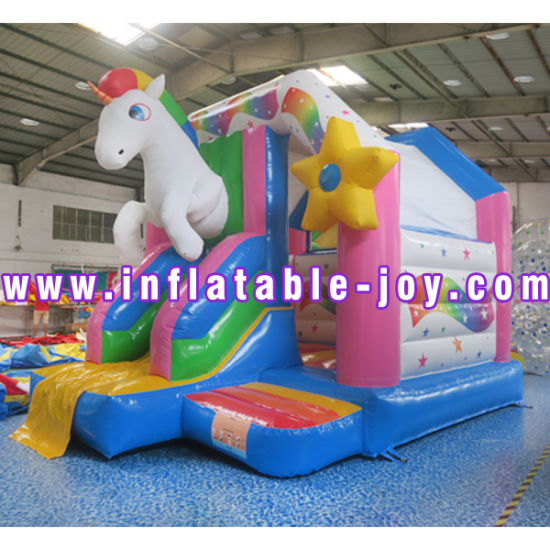 Inflatable Bouncy Castle, Inflatable Jumping House with Slide Combos pictures & photos
