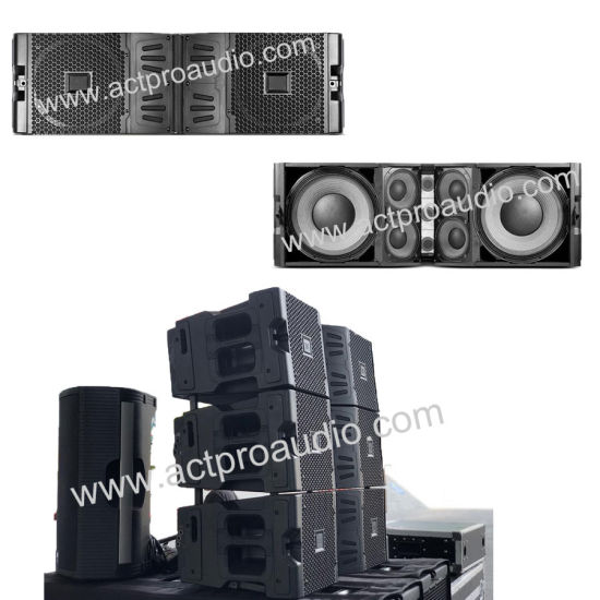 Vtx V20 Double 10 Inch Double 15 Inch Sub Powerful Line Array Outdoor Professional Audio