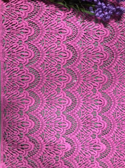 Elegant Cotton Lace Trimming for Clothing