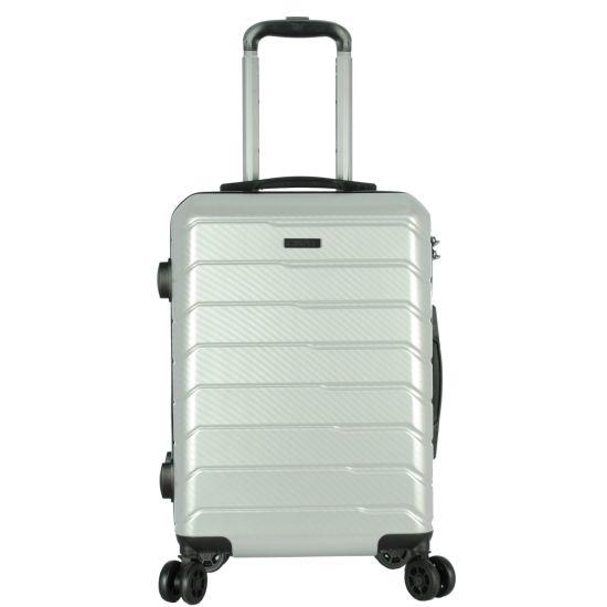 Dongguan Factory Hot Sale Designer ABS+PCS Hard Suitcase Set for Travel