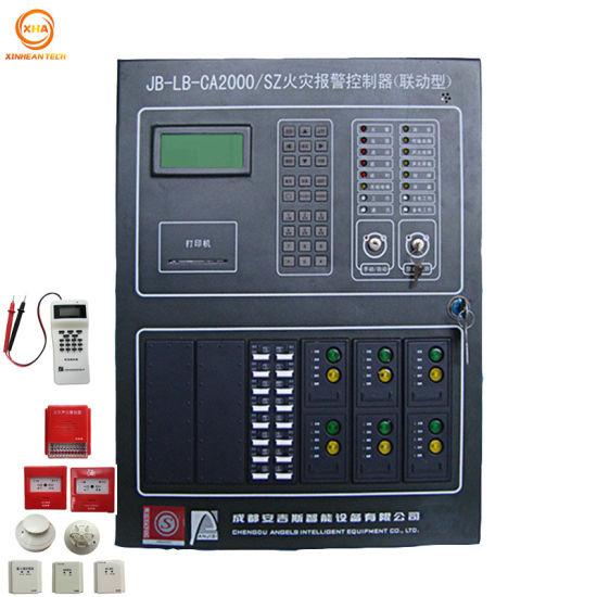 Addressable Intelligent Fire Alarm Control System