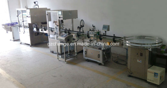 Automatic Multi-Heads Shampoo Lotion Bottling Machine pictures & photos