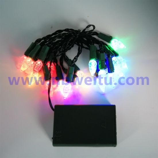 Wholesale Price Indoor Decoration Flash LED String Light pictures & photos