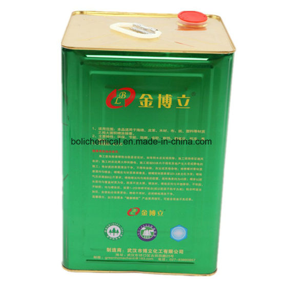 GBL Environment-Friendly Strong Bonding Sbs Adhesive Glue pictures & photos