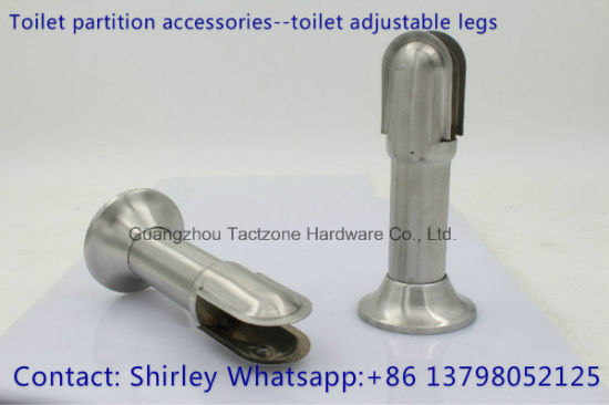 Toilet Accessoires Set : China best quality toilet cubicle partition hardware set toilet