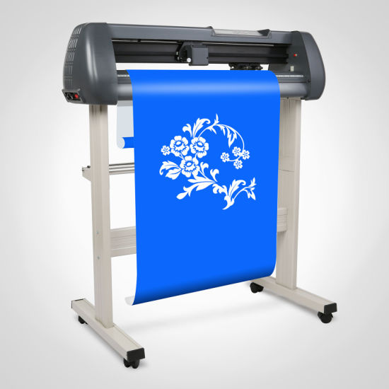 28 Vinyl Sign Sticker Cutter Plotter with Contour Function Cutting Machine Hot pictures & photos