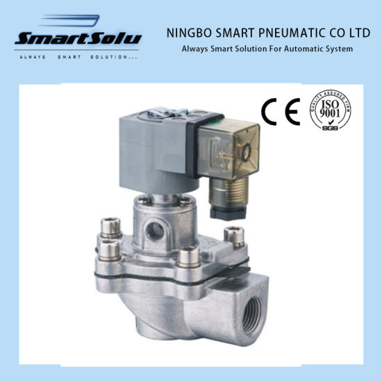 Msg-Z-15 Pulse Solenoid Valve for Safety