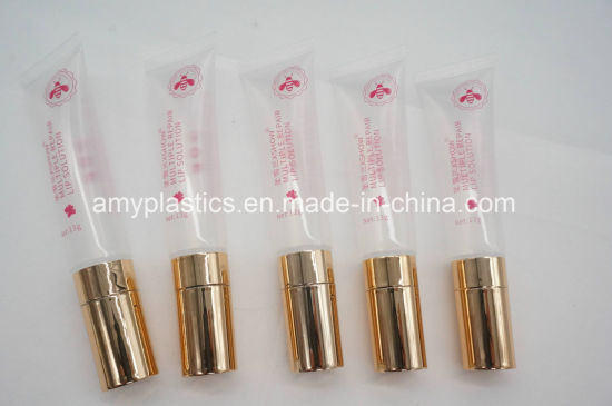 Plastic Lip Solution Tube pictures & photos