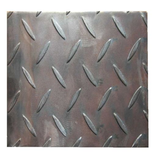 A36 Mild Steel Hot Rolled Ms Checkered Plate