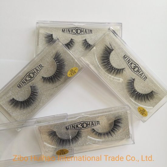 3D Mink Eyelashes Cosmetics Wholesale Mink Lashes pictures & photos
