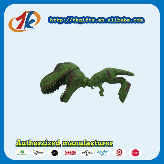 Promotional Gift Plastic Funny Dinosaur Grabber Toy pictures & photos