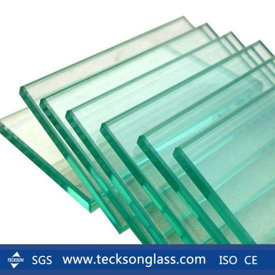 4&5mm Clear Float Glass Wholesale Glass Sheets Vidrio Flotado