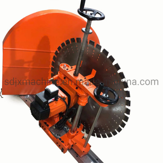 Concrete Wall Cutting Machine Track Saw Concrete Wall Cutter