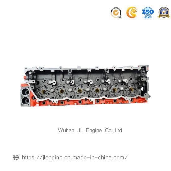6HK1 Efi Cylinder Head 8-97602-687-0 for Diesel Engine Head