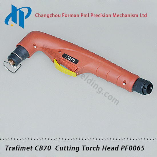 Trafimet CB70 Torch Head PF0065 Air Plasma Torch Welding Torch pictures & photos