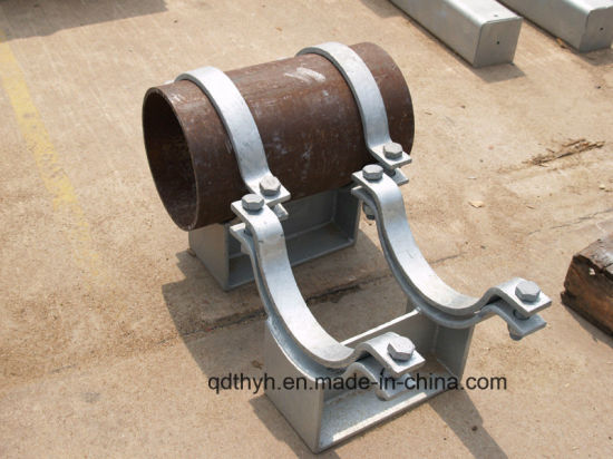 OEM Custom Pipe Saddles, Pipe Support, Pipe Clamp Products