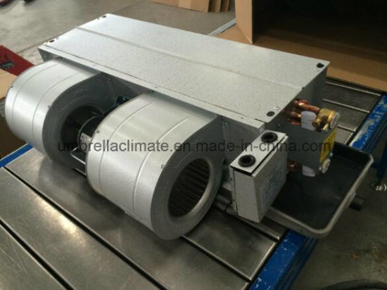 China Chilled Water Ceiling Concealed Ducted Fan Coil Unit
