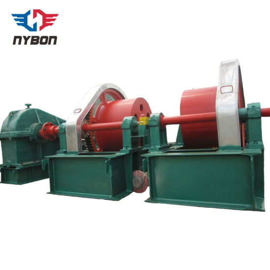 Radial Gate Wire Rope Telpher Sluice Gate Hoist Winch pictures & photos