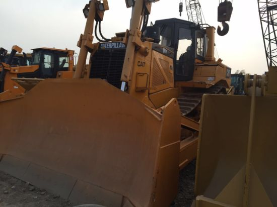 China Used Caterpillar Bulldozer D8r for Sale - China Used