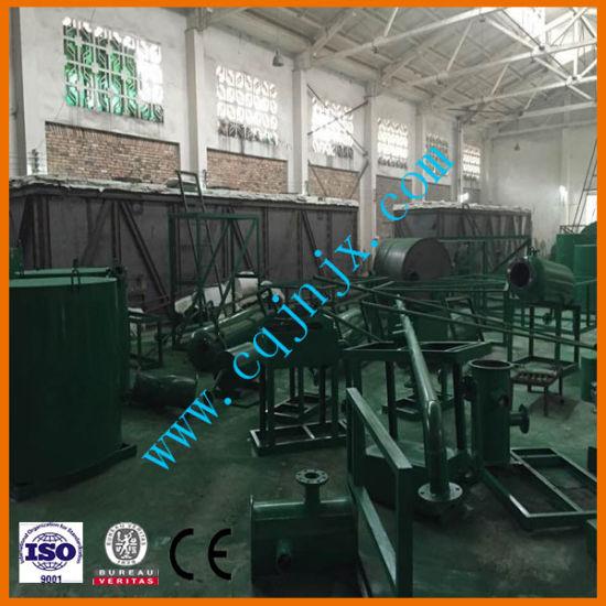 China Mini Crude Oil Refinery /Modular Refinery Machine