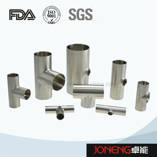 Food Grade High Precision Stainless Steel Fittings (JN-FT3006) pictures & photos
