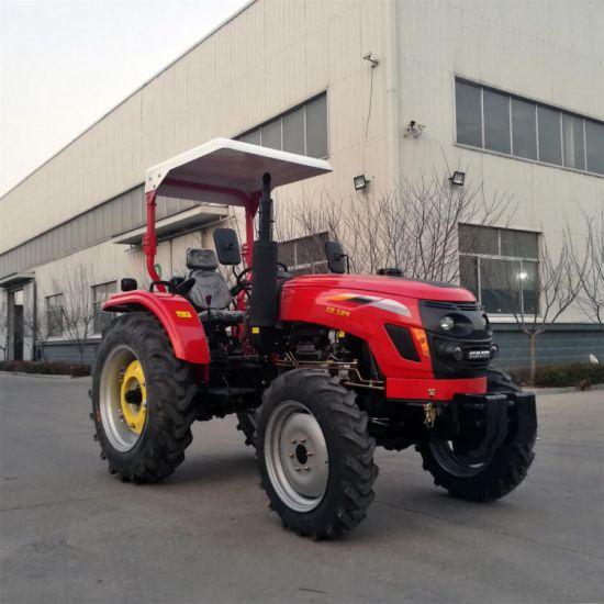 4WD/2WD 40HP/45HP 50HP 60HP Paddy-Ield Lawn Garden Farm Wheel Tractor