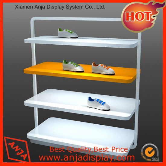 Attractive Design Modern Customized Shoe Display Equipment for Stores pictures & photos