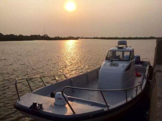 Panga Marine Boat Fiberglass Panga Boat Manufacturers Sw-35