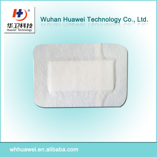 High Absorbent Sterile Non-Woven Self Adhesive Wound Dressing pictures & photos