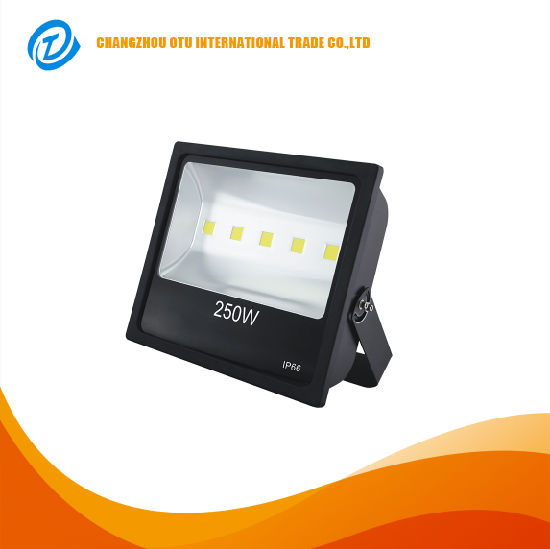 High Lumen Outdoor Soccer Field IP6510W 20W 30W 50W 100W 150W 200W 250W Waterproof COB LED Flood Light pictures & photos