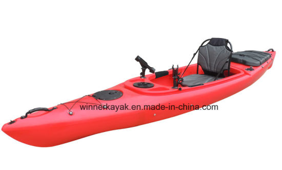 New Single Sit on Top Leisure Time Fishing Kayak Canoe pictures & photos