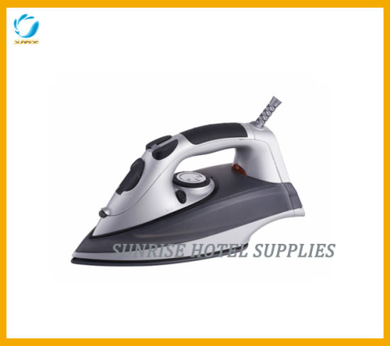 Hotel Classic Black Electric Steam Iron pictures & photos