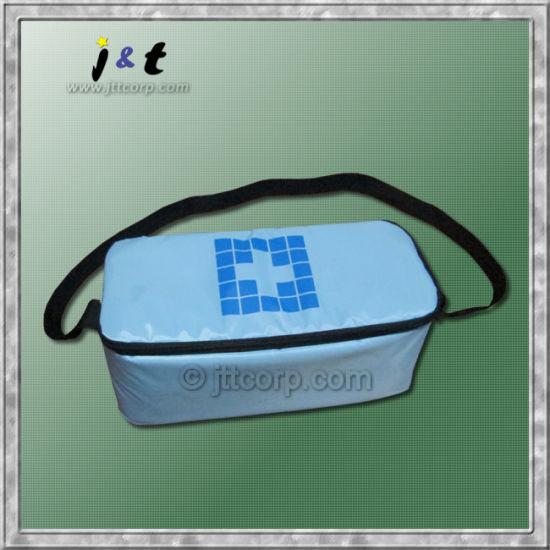 Wholesale Chinese Manufacturer Best-Selling Promotional Thermal Insulated Medical First Aid Cooler Organizer Bag