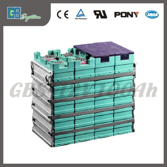 100Ah LiFePO4 Battery for UPS & Solar Power&Electric Car pictures & photos