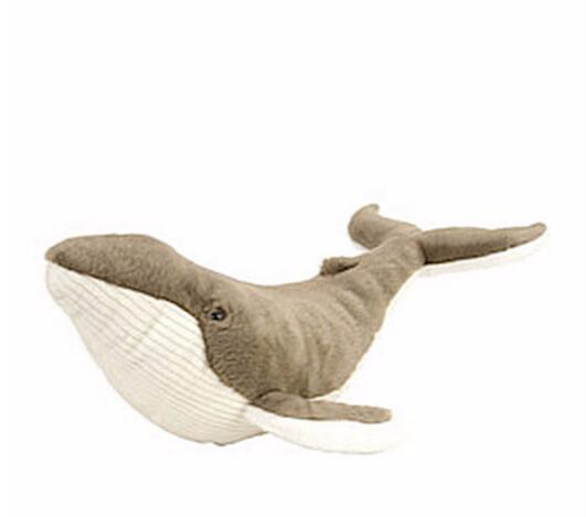Soft Whale Plush Stuffed Sea Fish Animal Cushion pictures & photos
