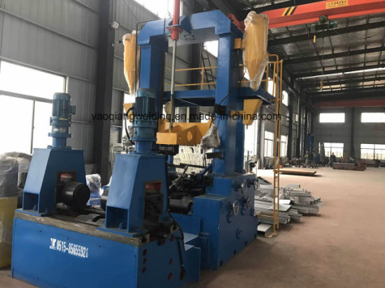 Automatic H-Beam Assembly Machinery pictures & photos