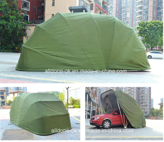 China Storage Outdoor Carport Canopy Car Shelter Garage Tent Cover ...