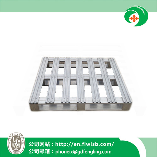 Two-Way Aluminium Pallet for Storage Goods with Ce pictures & photos