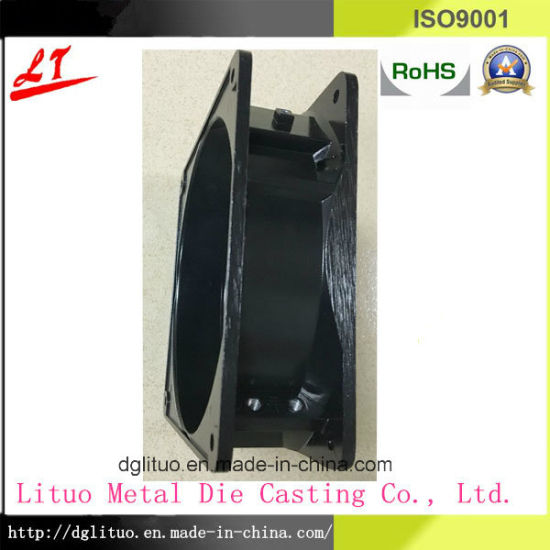 Molten Metal Under High Pressure Aluminum Alloy Die Casting Hardwares pictures & photos