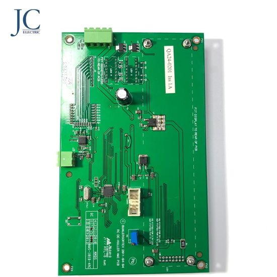 Double-Sided Multi-Layer PCB Design Ecm Service with Immersion Gold and BGA Impedance