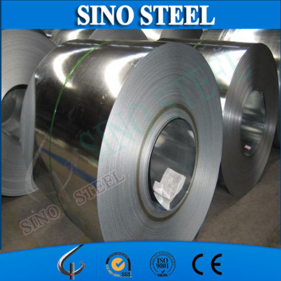 Regular Spangle Zinc Coating Hot DIP Galvanized Steel Coils pictures & photos