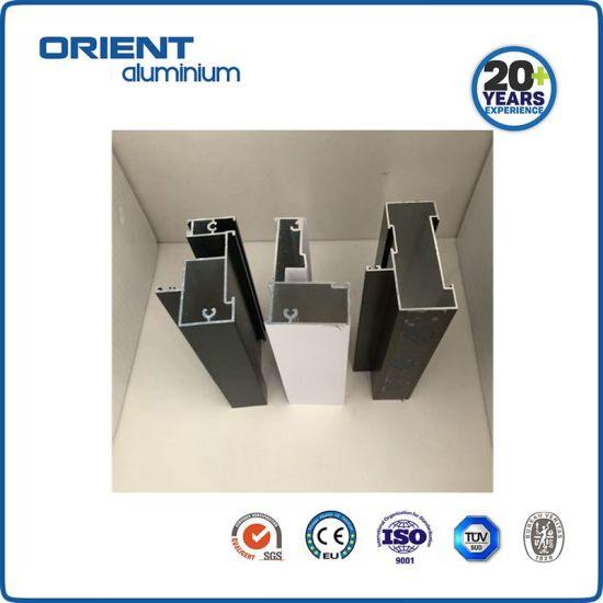 China Aluminium Manufacturer Sale Top Quality Aluminium Door Profile