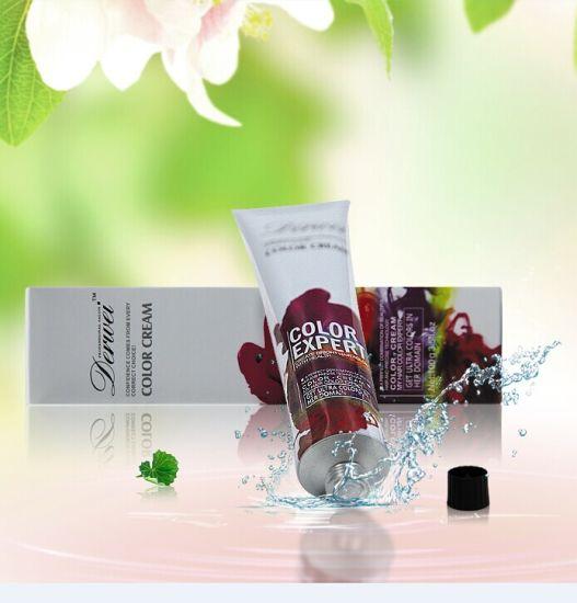 China Derwei Hair Color Developer Mild Formulation Hair Peroxide